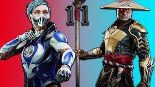 Mortal Kombat 11 Hikaye 11 Bölüm ELEKTRİK