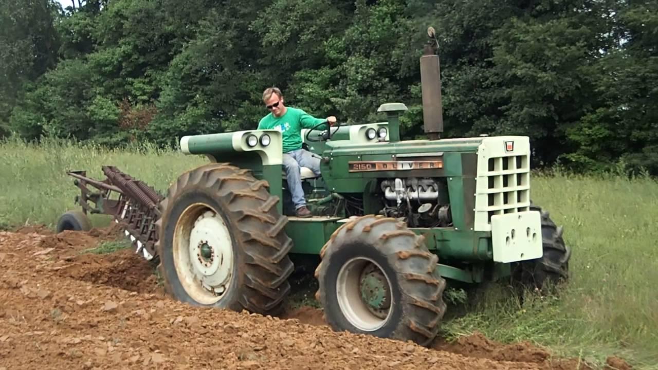Oliver 2150 Farm Tractor | Oliver Farm Tractors: Oliver Farm ... on