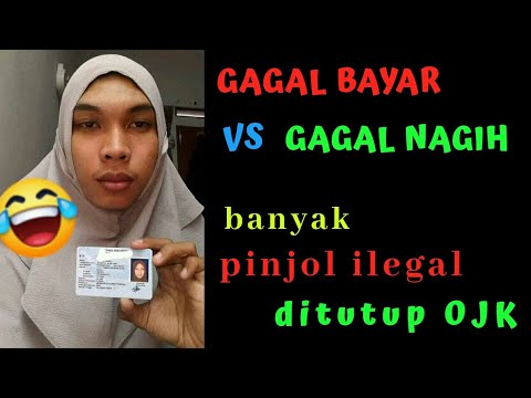 Gagal Bayar Pinjol Ilegal Dan Pinjol Legal Youtube