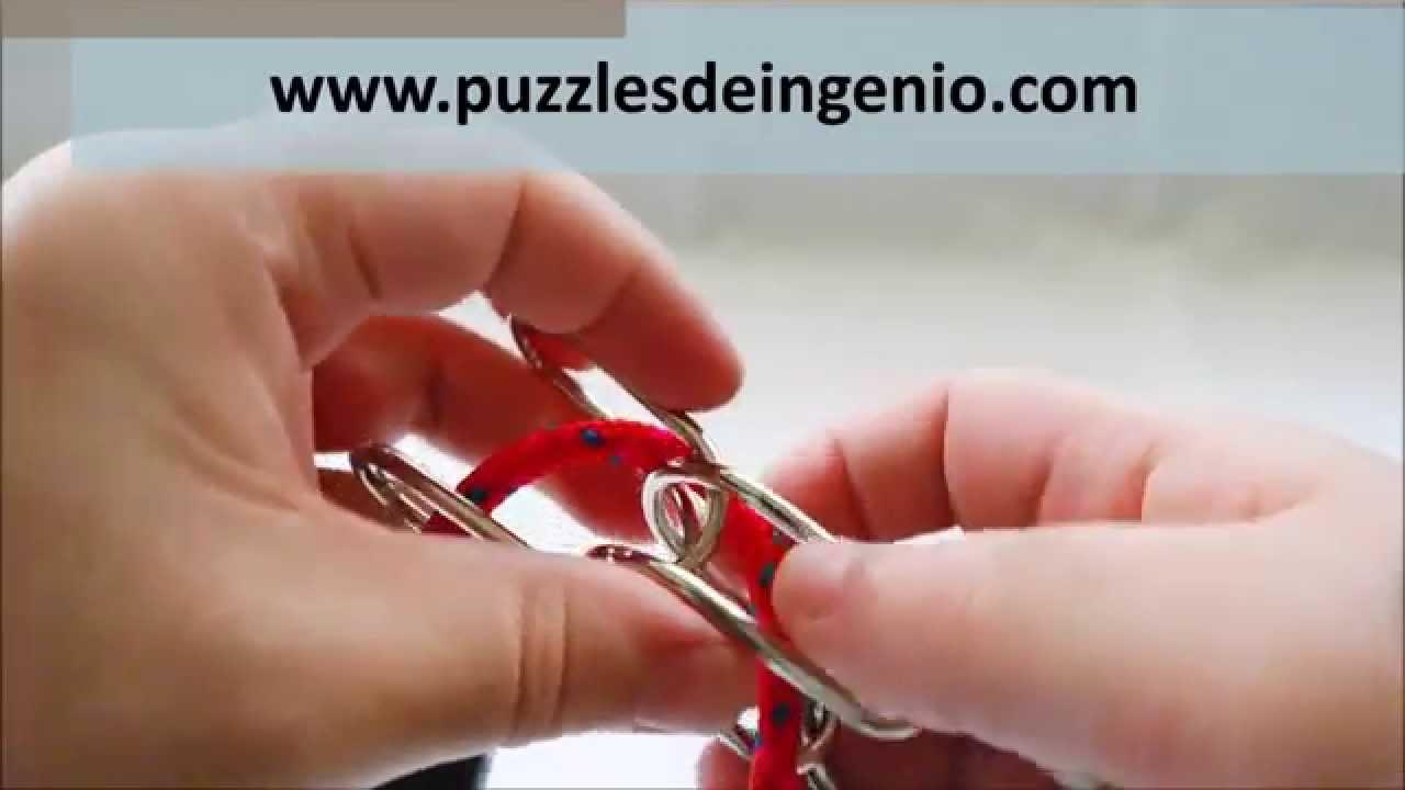 Demo Puzzle Zauberseil Jean Claude Constantin