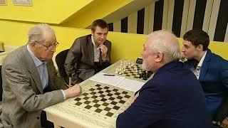 Авербах с Фоминцевым обсуждают универсальные правила