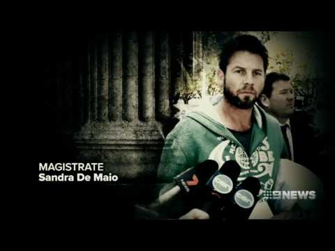 Ben Cousins Arrested | 9 News Perth