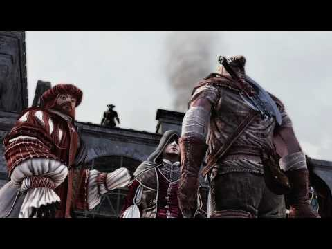 Assassin's Creed Brotherhood Multiplayer Commented Walkthrough [North America]