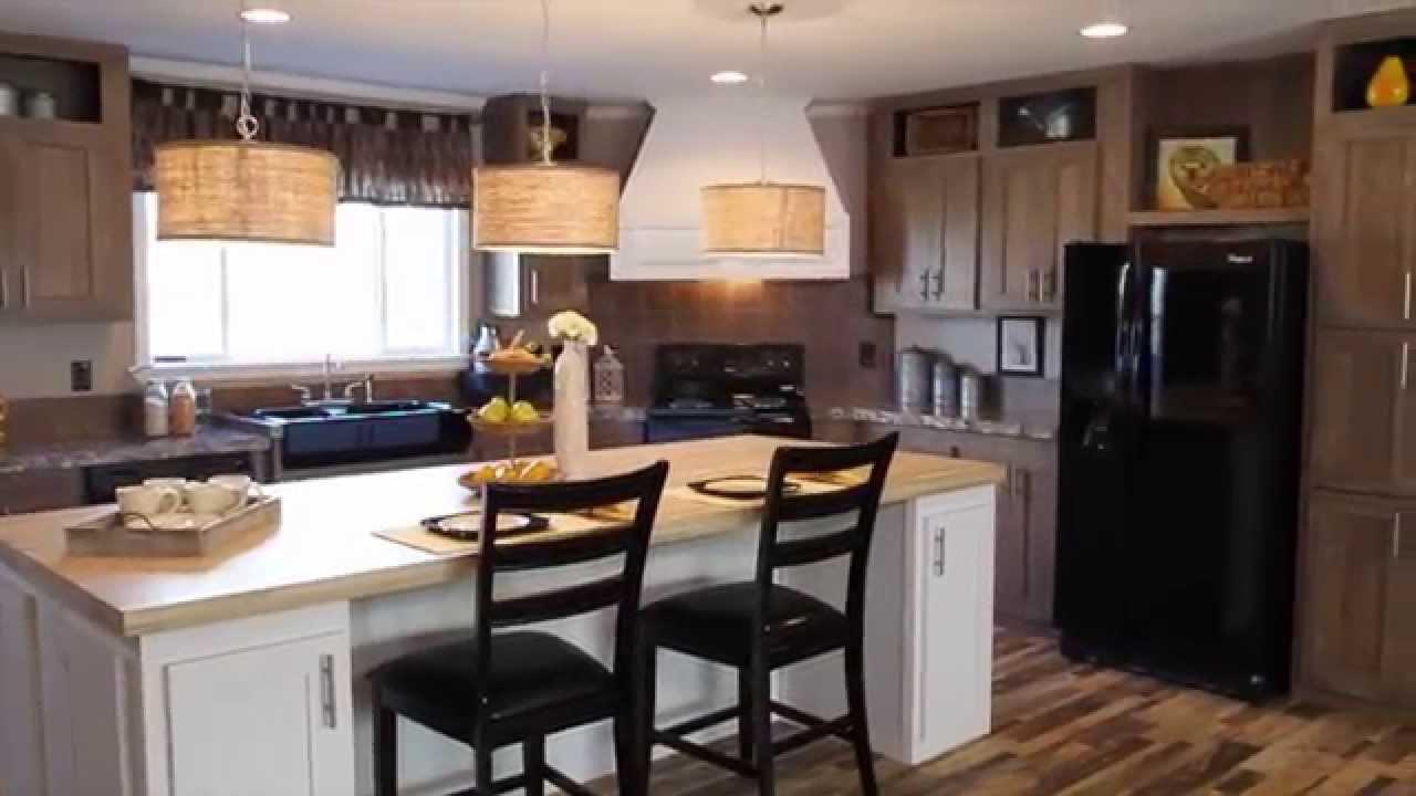 Southern Energy Homes >> Southern Energy Homes of Texas - The Drake FCT466G1 - YouTube