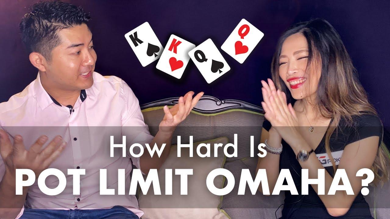 Pot Limit Omaha vs No Limit Holdem - Poker Podcast