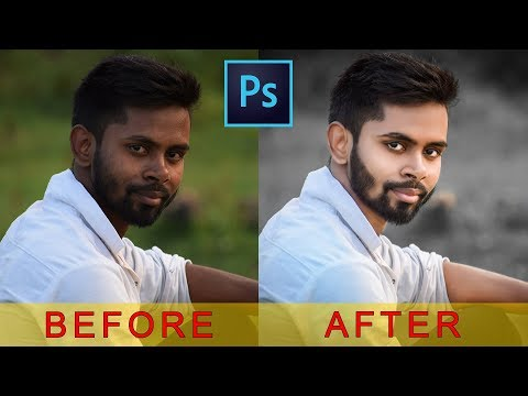 Photoshop Tutorial How to Retouch Skin Flawlessly with Frequency Separation