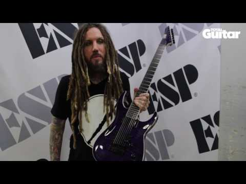 Me And My Guitar: Korn's Brian 'Head' Welch