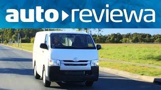 Video 2014 Toyota Hiace Video Review - Australia download MP3, 3GP, MP4, WEBM, AVI, FLV Juli 2018