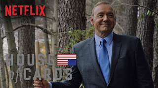 House of Cards - Dig - Season 4 - Netflix [HD]