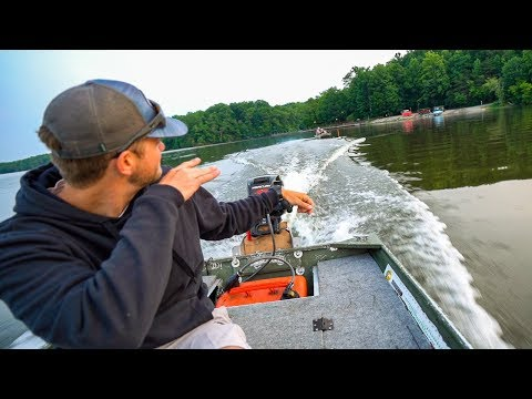 You Won't BELIEVE How Close This Jon Boat Fishing Tournament Was! Catching Summer Bass