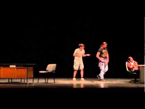 Forum kazalište - Mjesto stanovanja 3.dio