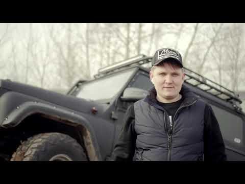 УАЗ с двигателем 1JZ