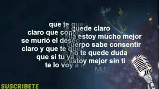 Saul el jaguar 2015- Que te quede claro letra