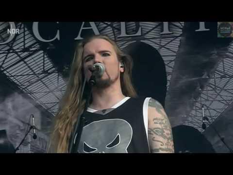 Apocalyptica - M'era Luna Festival 2016 (Full Show) HD
