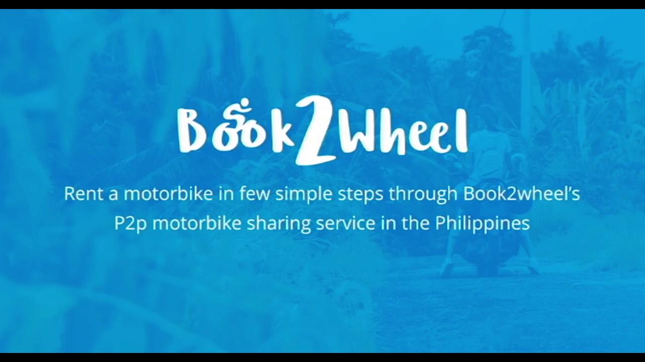 Peer 2 Peer motorbike Rental Philippines   Motorcycle Rental  