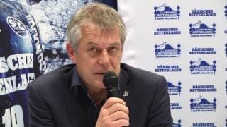 Pressekonferenz  SG - Stuttgart