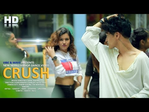 """CRUSH"" Brijesh Shrestha 
