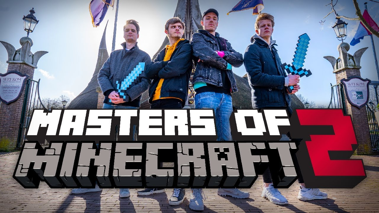 Download TRAILER | MASTERS OF MINECRAFT 2