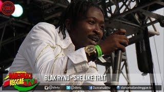 Blak Ryno - She Like That (Pu**y Bike Back) ▶S91 RECORDS ▶Dancehall 2016