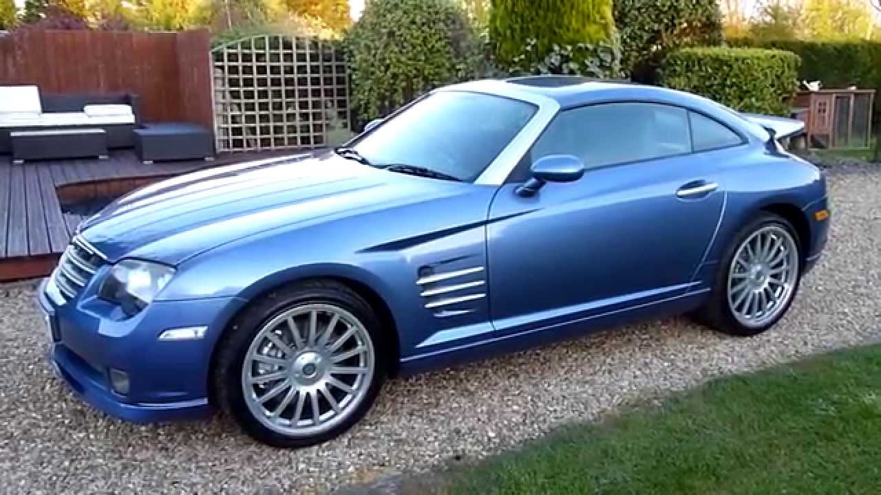 Video Review Of 2007 Chrysler Crossfire Srt6 For Sale Sdsc