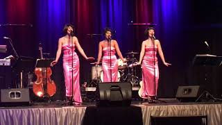 The Supremes 60s Showact - presented by Sugar Office
