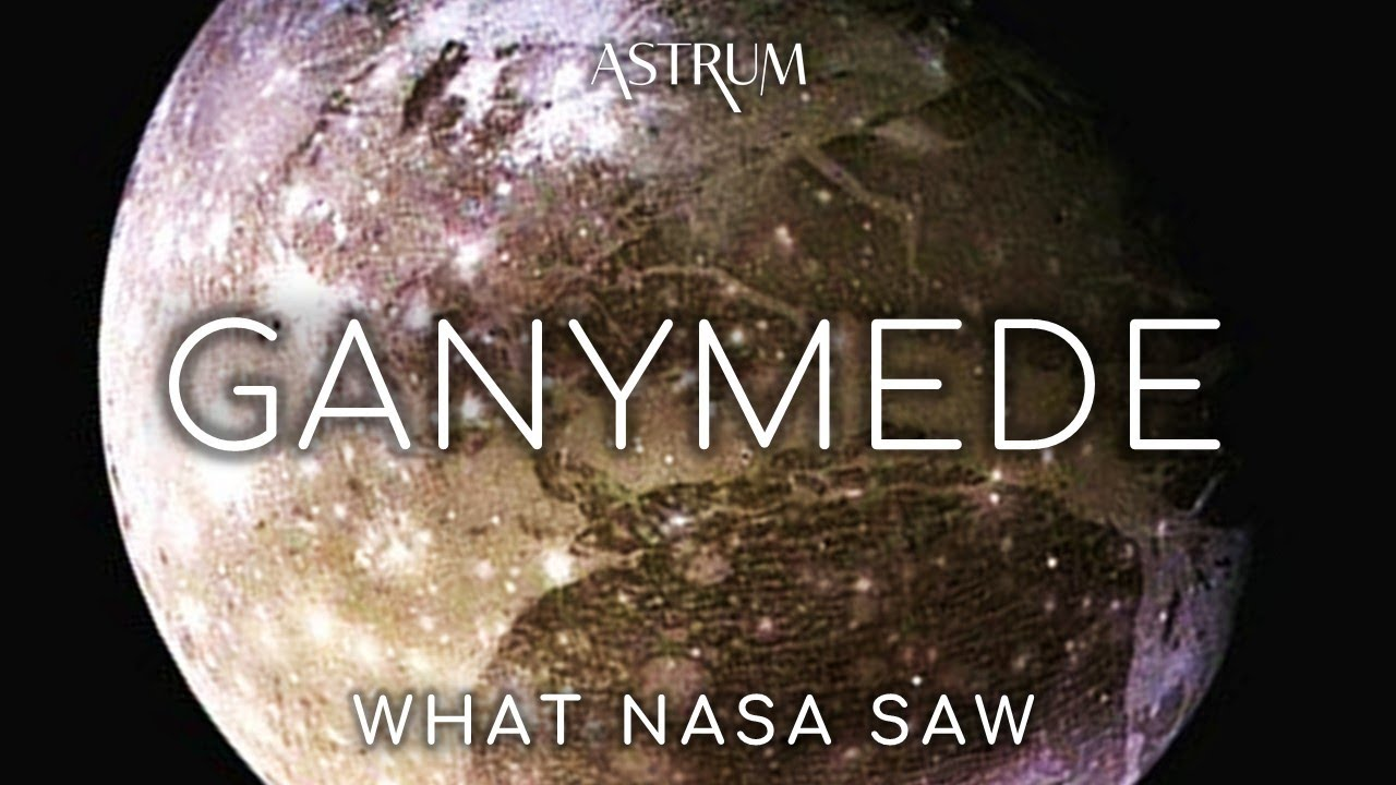 What NASA Discovered on Ganymede | Our Solar System's Moons