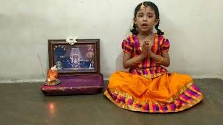 A  Shrihrisha - Group A - Godha smaranam