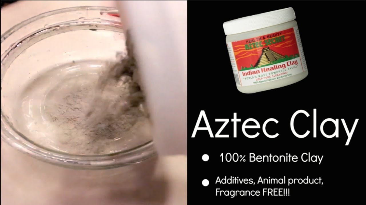 Fight Acne, Blemishes, & Balance Skin With Indian Clay Mask
