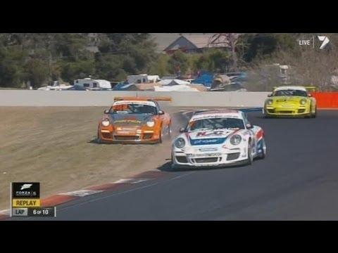 2013 Porsche City Index Carrera Cup - Bathurst - Race 2