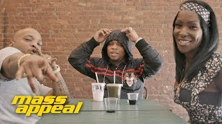 JUICE APPEAL: Don Q stops by Juices for Life with Adjua Styles and Styles P. | Mass Appeal