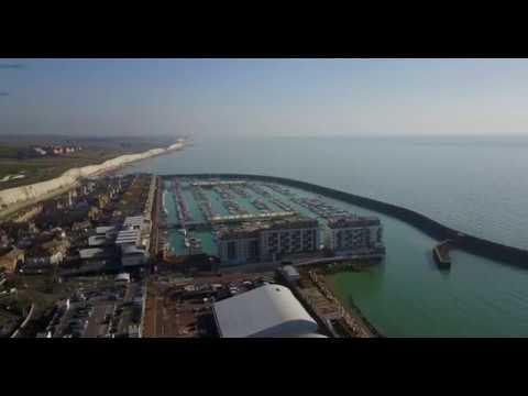 Brighton Marina Drone Footage 2017
