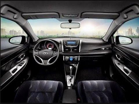 2016 Toyota Vios Interior Youtube