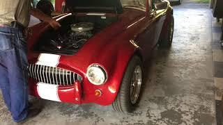 1967 Austin Healy 3000 Replica