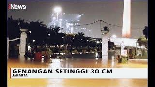 Gambar cover Banjir Rendam Kawasan Kebayoran Lama dan Monas Setinggi 30 Cm - iNews Pagi 23/02