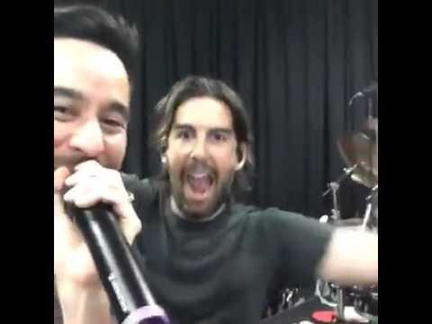 "Mike Shinoda  Studios ""FORT MINOR WELCOME"""