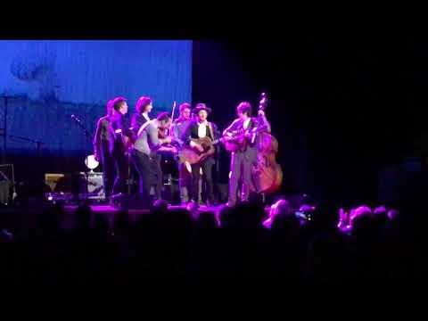 Gregory Alan Isakov-All Shades of Blue-Nashville 1-10-19