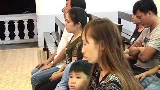 Tĩnh tâm Mùa Vọng 1 - Cha Gioan Phanxico Vũ Thế Toàn giảng 13 và 14/12/2017