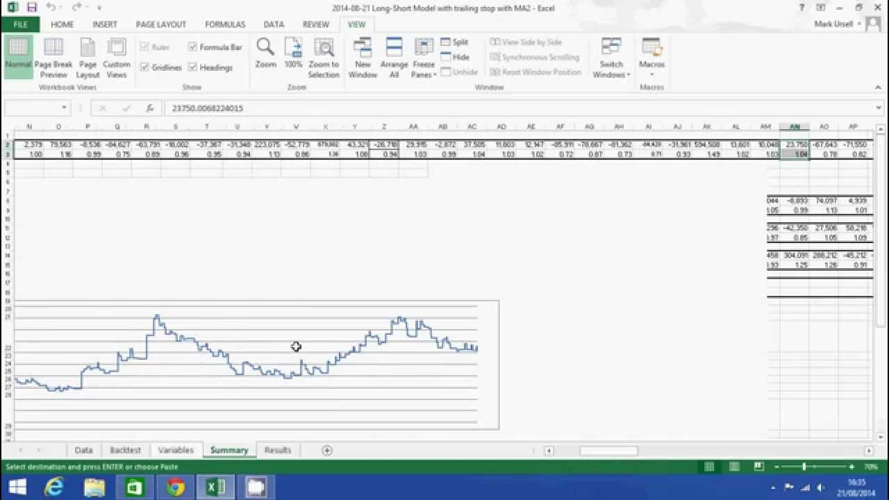 Backtesting a Trading Strategy with Random Entry and Technical Indicators