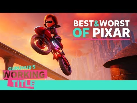 The Best & Worst Pixar Movies : Working Title ep13