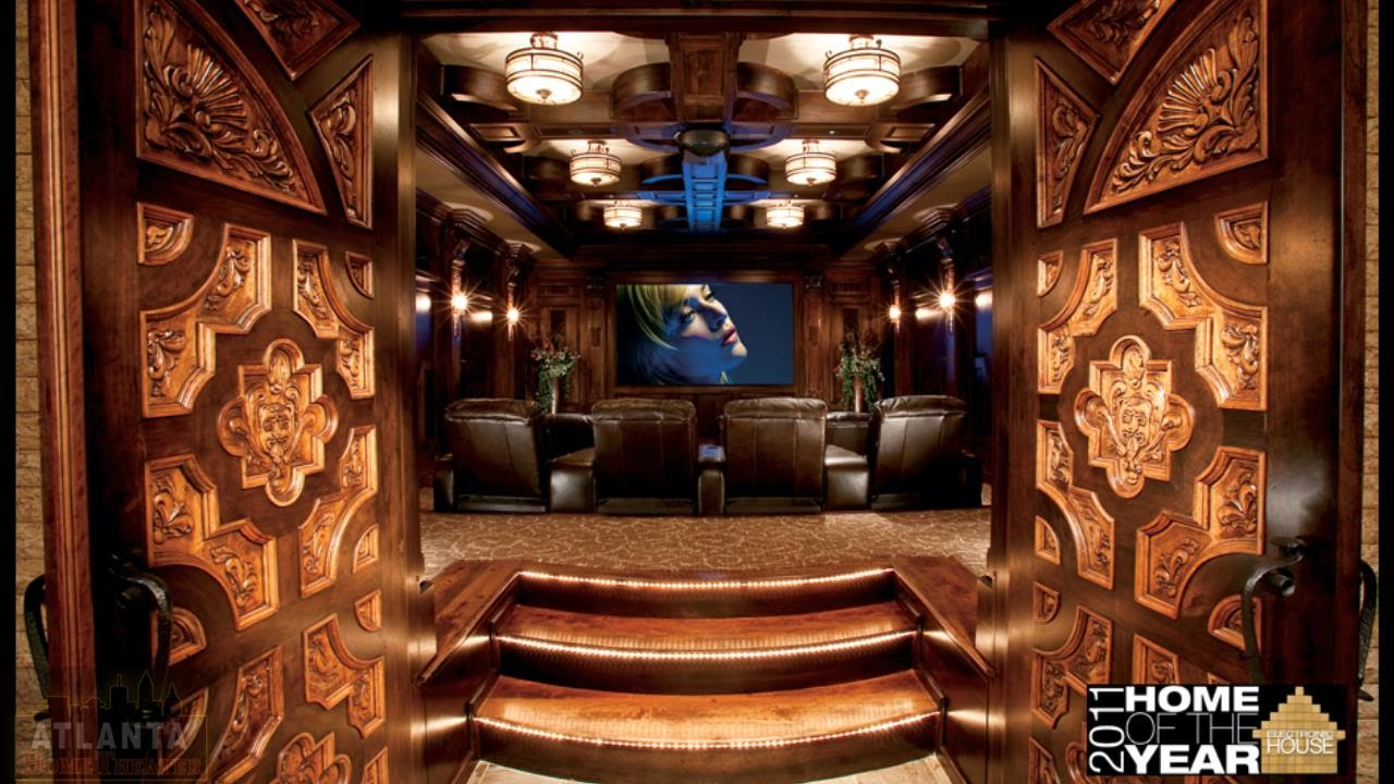 Atlantahometheater770 for Home theater furniture atlanta