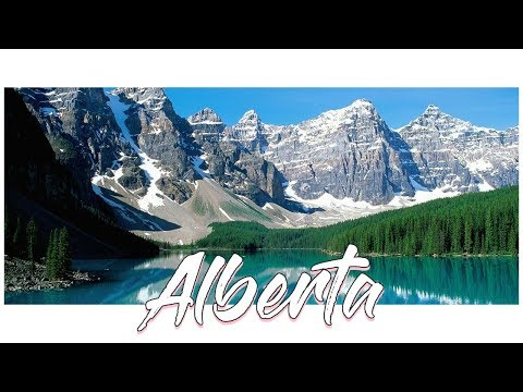 ALBERTA - CANADA (Série Cursos e Colleges)