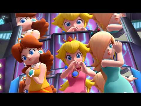 Peach, Daisy, Rosalina, Amy, and Blaze Tribute - Let's Count Together