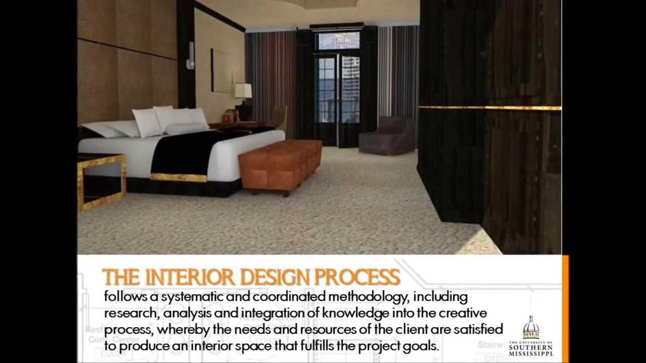 Definition of Interior Design - YouTube