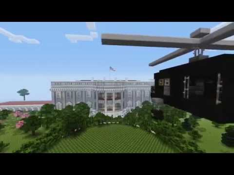Minecraft Xbox 360 Washington D C Hunger Games Map Download Youtube