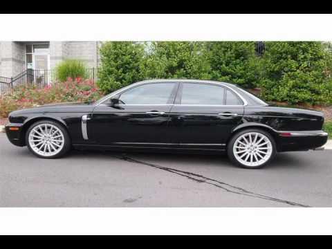2007 Jaguar XJ Black Alpharetta GA