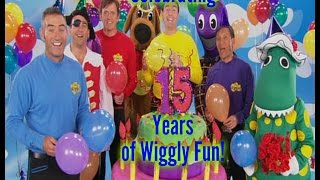 The Wiggles - Celebrating 15 Years of Wiggly Fun (Part 1)
