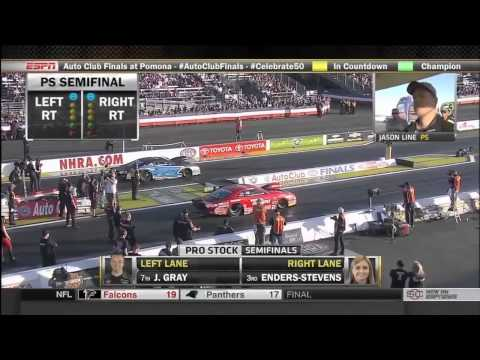 Double Perfect Reaction Time at Pomona 2014!