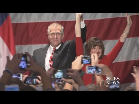 Thom Tillis wins North Carolina