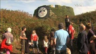 Finistère. Journée du patrimoine : Découverte de l'ile Cézon