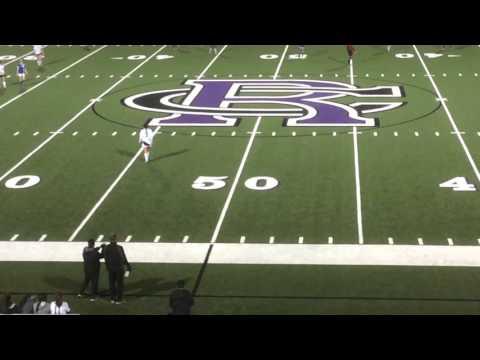Rancho Cucamonga vs Alta Loma Girls Soccer 1-4-16